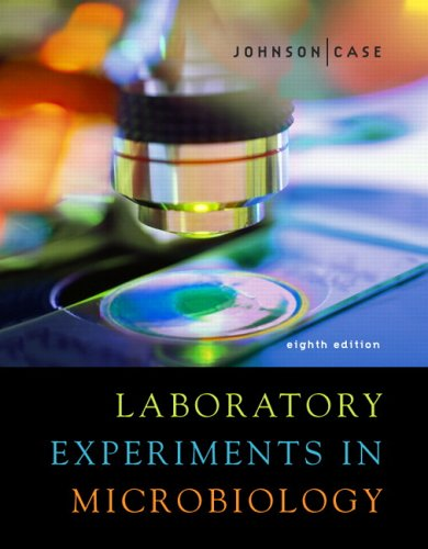 9780805382921: Laboratory Experiments in Microbiology (8th Edition)