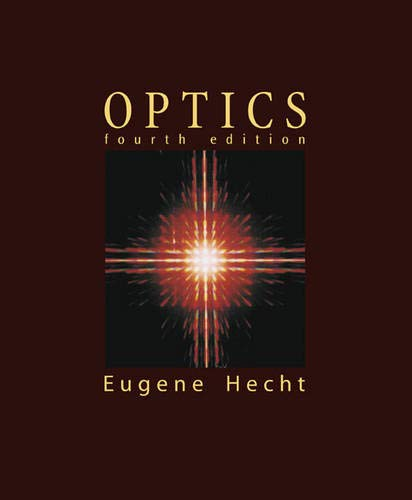 9780805385663: Optics