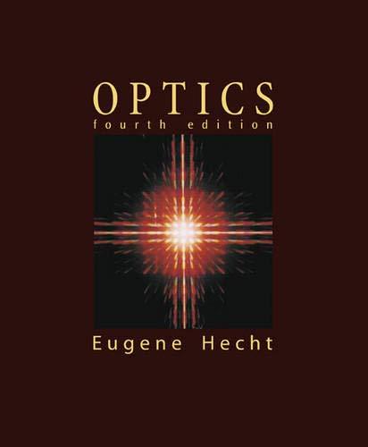 9780805385663: Optics (4th Edition)