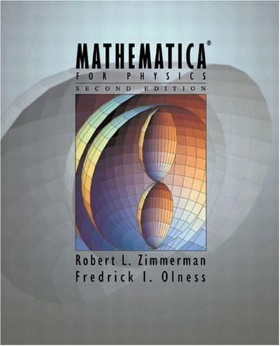 9780805387001: Mathematica for Physics (2nd Edition)