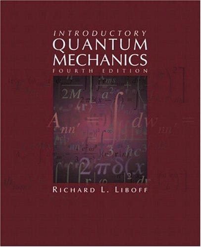 9780805387148: Introductory Quantum Mechanics