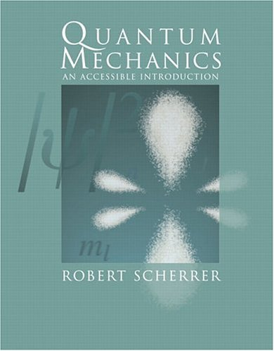 9780805387162: Quantum Mechanics:An Accessible Introduction