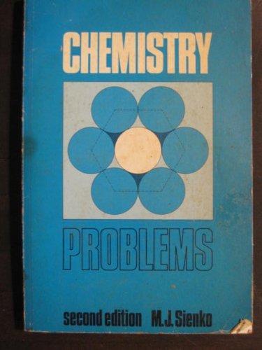 9780805388084: Chemistry Problems