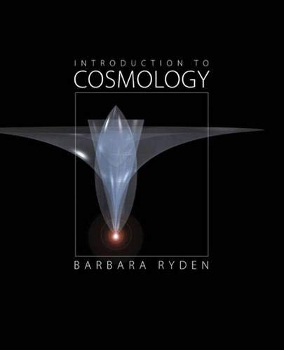 Introduction to Cosmology: Ryden, Barbara