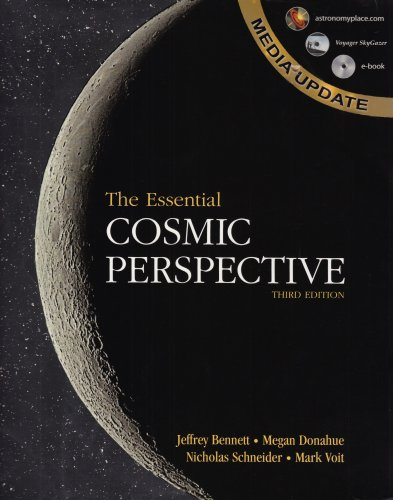 9780805389340: The Essential Cosmic Perspective