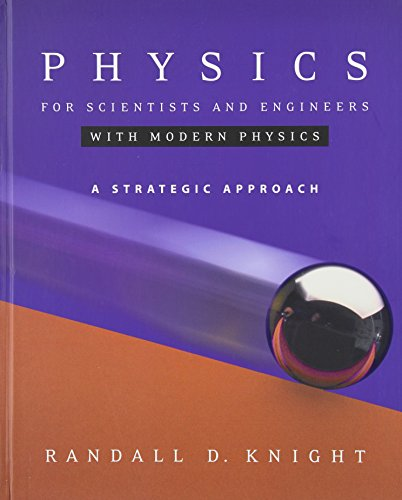 9780805389609: Physics for Scientists and Engineers: A Strategic Approach with Modern Physics (chs 1-42)