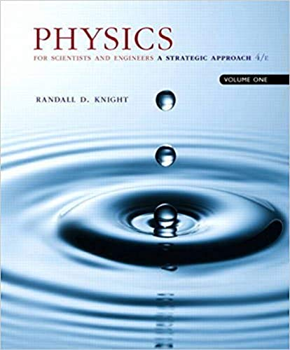 9780805389647: Physics for Scientists & Engineers: A Strategic Approach (Volume 1)
