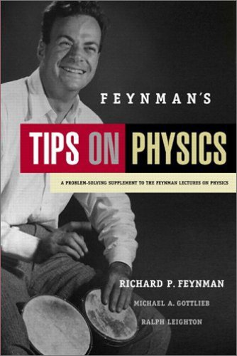 9780805390636: Feynman's Tips on Physics: A Problem-Solving Supplement to the Feynman Lectures on Physics
