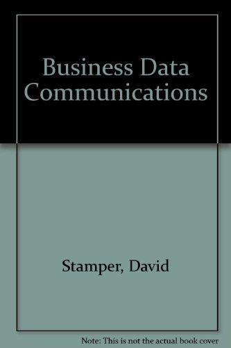 9780805391046: Business Data Communications