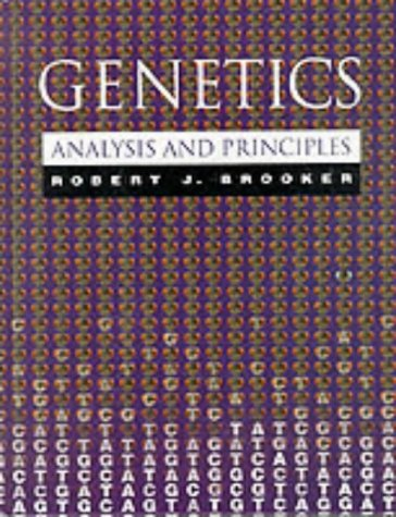 9780805391756: Genetics: Analysis and Principles