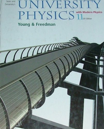 9780805391794: University Physics 11th edition