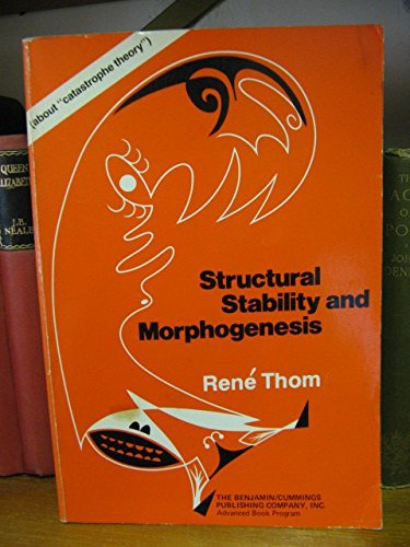 9780805392791: Structural Stability and Morphogenesis