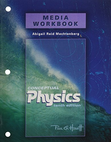 9780805393767: Media Workbook for Conceptual Physics