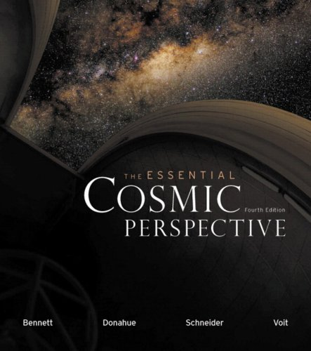 9780805393927: The Essential Cosmic Perspective