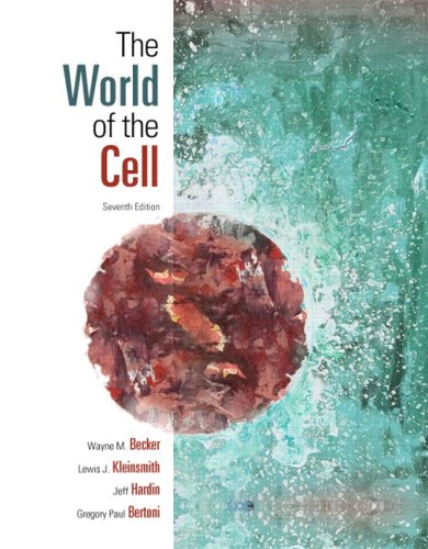 9780805393934: The World of the Cell, 7th Edition
