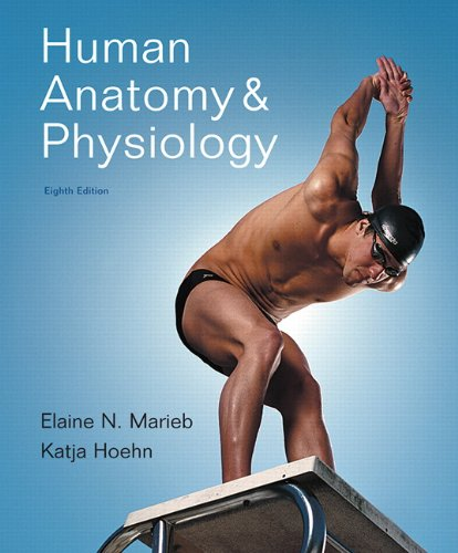 9780805395693: Human Anatomy & Physiology with myA&P: United States Edition