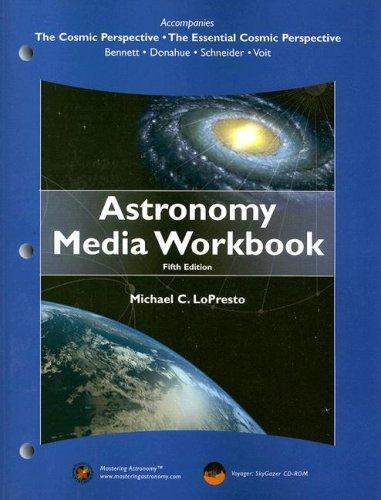 9780805395938: Astronomy Media Workbook