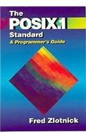 9780805396058: The Posix.1 Standard: A Programmer's Guide