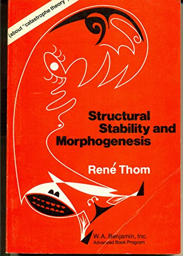 9780805396294: Structural Stability and Morphogenesis