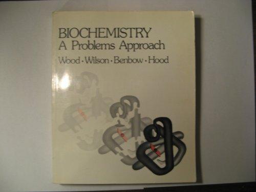 9780805398502: Biochemistry: A Problems Approach