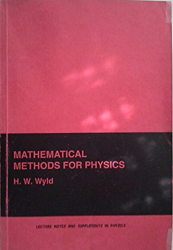 9780805398571: Mathematical Methods for Physics
