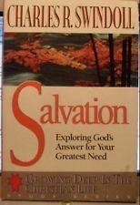 9780805401585: Crs Salvation: Exploring Gods Answer for Your G (Growing Deep in the Christian Life)
