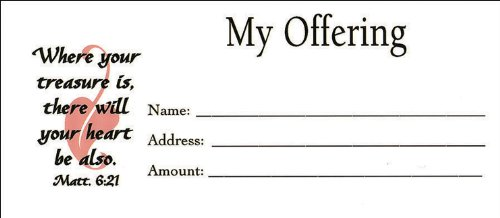 9780805407518: Offering Envelope My Offer