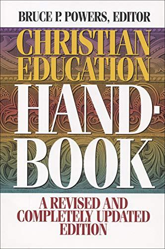 9780805410600: Christian Education Handbook