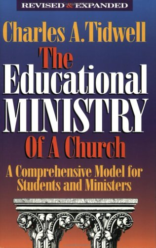 9780805410631: The Educational Ministry of a Church