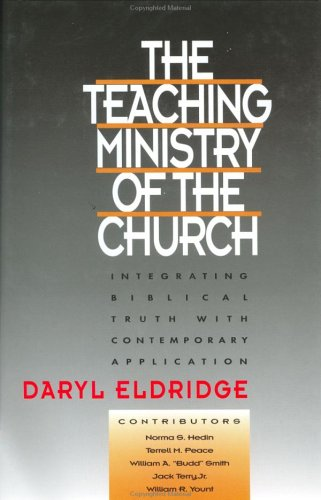 9780805410877: The Teaching Ministry of the Church