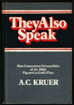 9780805411331: They also speak