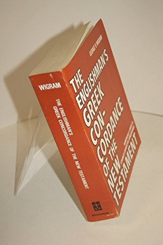 9780805413885: Englishman's Greek Concordance of the New Testament