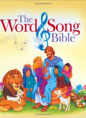 9780805416893: The Word & Song Bible