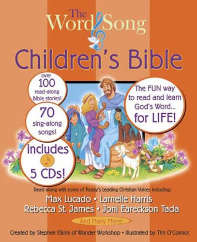 The Word and Song Bible: Elkins, Stephen