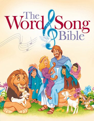 9780805416916: The Word & Song Bible