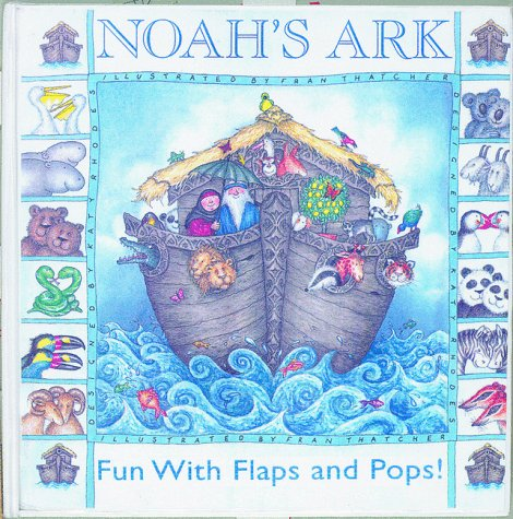Noah's Ark (9780805417975) by Tim Wood; Jenny Wood