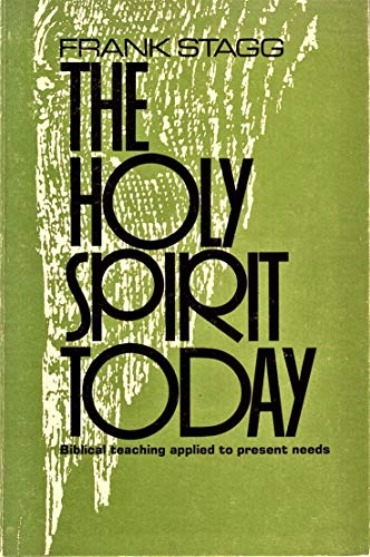 9780805419191: The Holy Spirit today