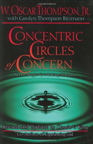 9780805419597: Concentric Circles of Concern: From Self to Others Through Life-Style Evangelism