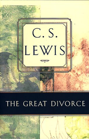 The Great Divorce (1st Touchstone Ed.): Lewis, C. S.