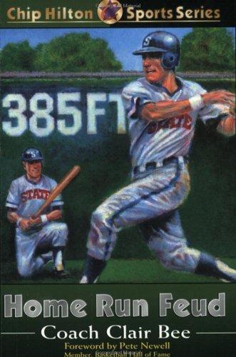 Home Run Feud (Chip Hilton Sports): Bee, Clair