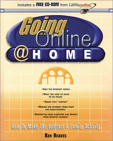 9780805421361: Going Online at Home: How to Make the Internet a Family Activity