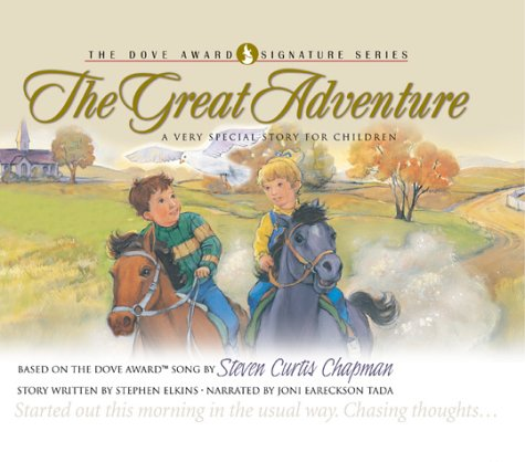 9780805423990: The Great Adventure with CD (Audio) (Dove Award Signature Series)