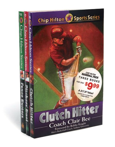 Chip Hilton Baseball Pack (Chip Hilton Sport: Bee, Clair