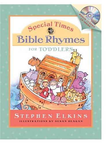 9780805426595: Special Times Bible Rhymes for Toddlers
