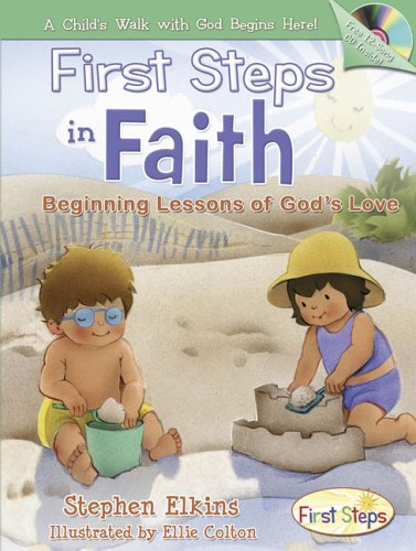 9780805426625: First Steps in Faith