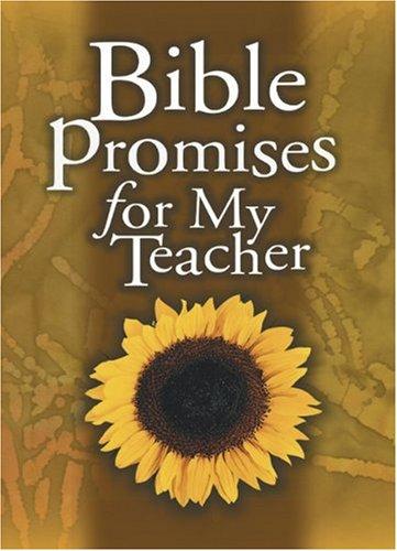Bible Promises for My Teacher: B & H Pub Group