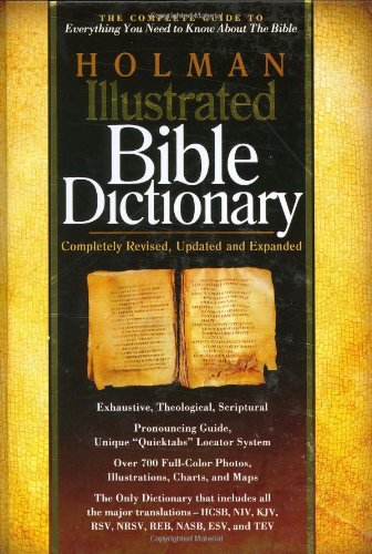 9780805428360: Holman Illustrated Bible Dictionary