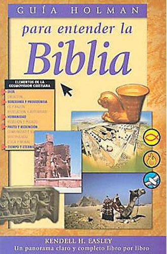 9780805428414: Guia Holman para entender la Biblia