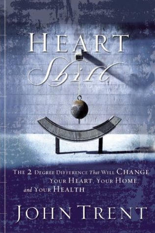 9780805430639: HeartShift: The Two Degree Difference that Will Change Your Heart, Your Home, and Your Health