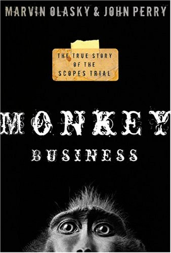 9780805431575: Monkey Business: True Story of the Scopes Trial